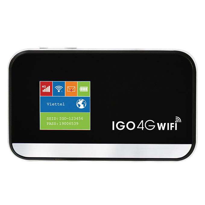 IGO ( phát sóng wifi 4G )