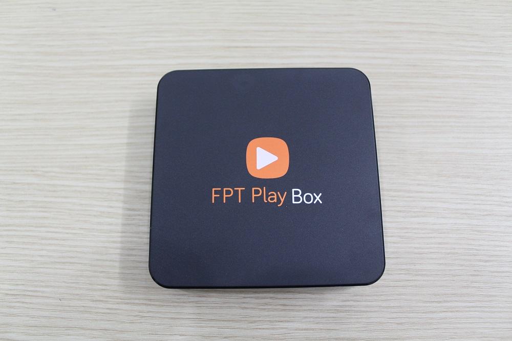 Fpt Play Box 2018 + tặng chuột