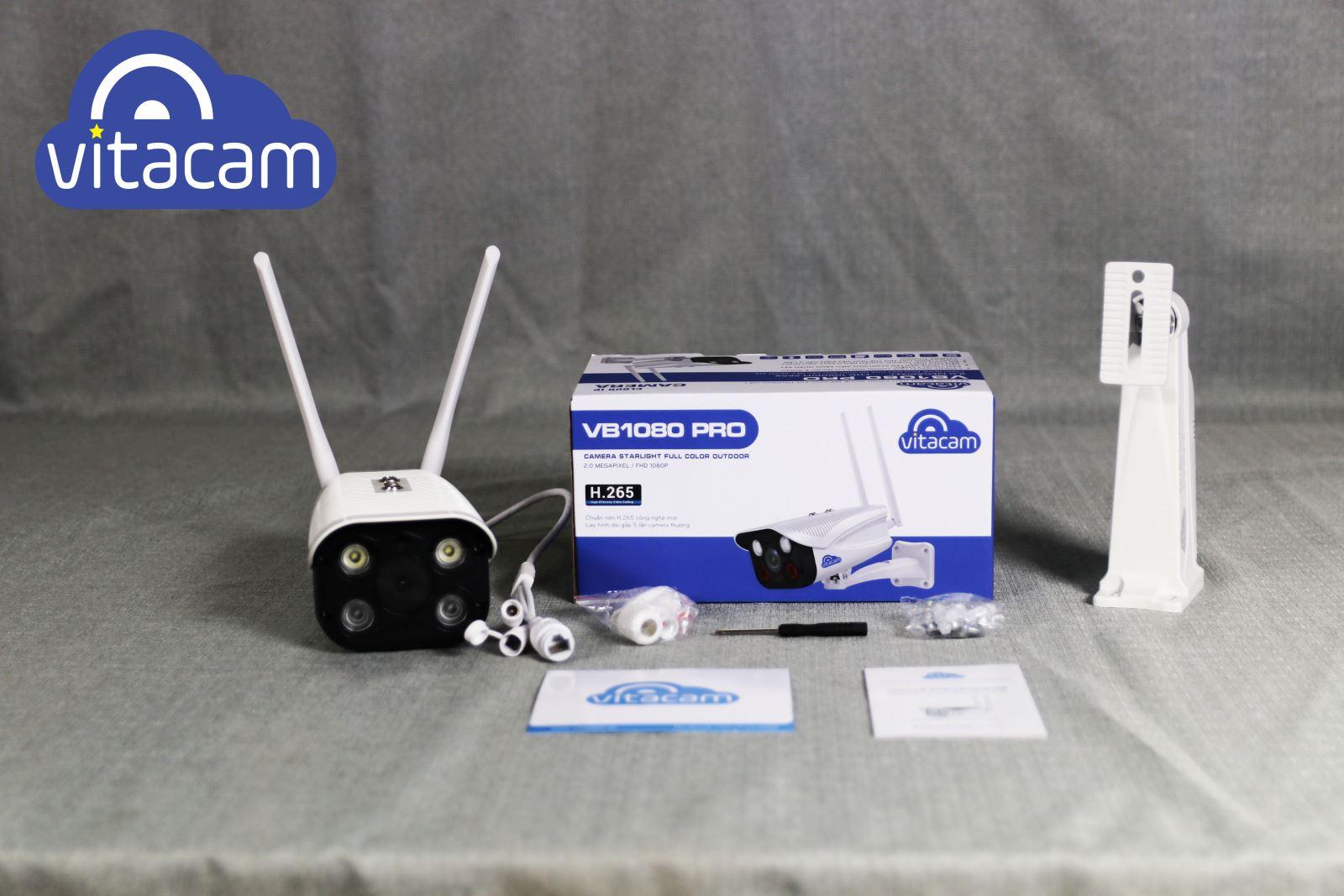 Vitacam VB1080 Pro