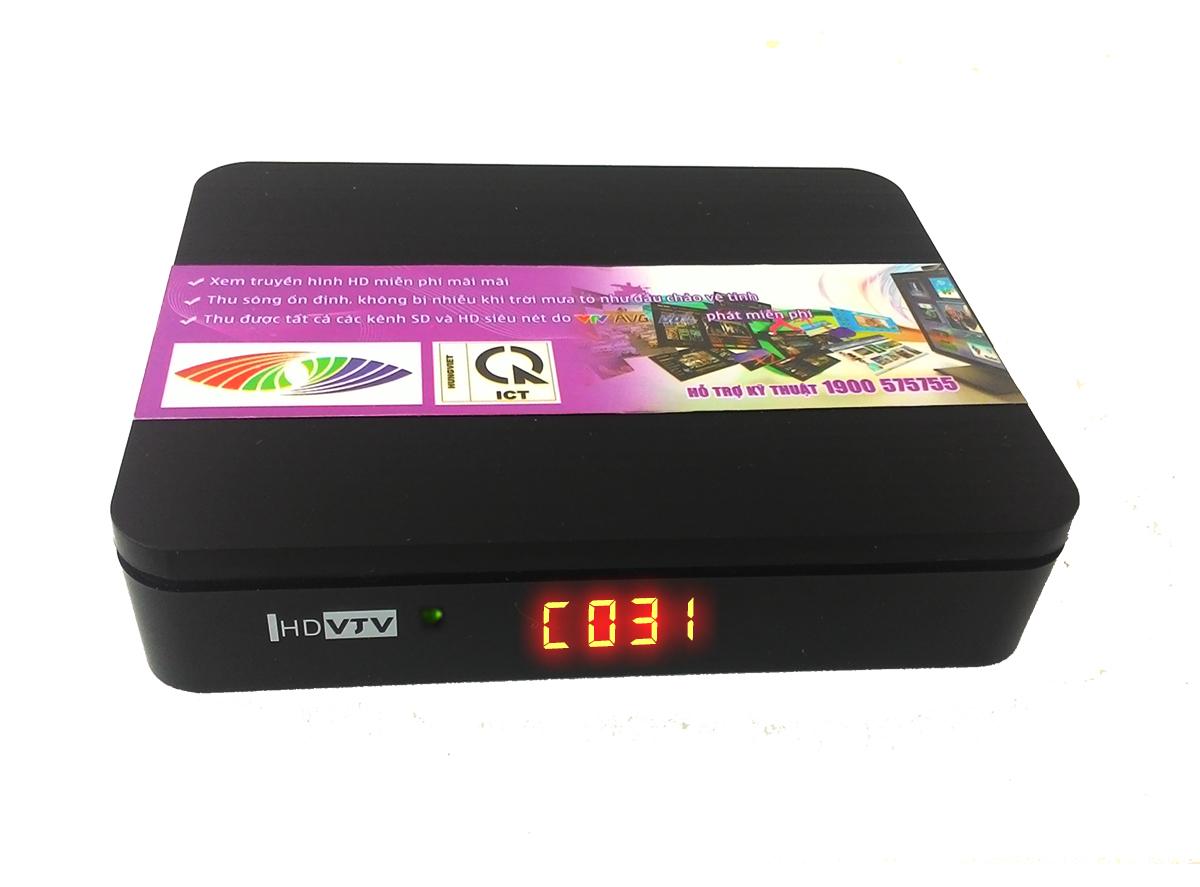 Đầu thu KTS mặt đất DVB-T2 HD-012